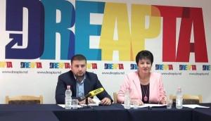 Ana Gutu, dreptatea si un nou partid in Moldova