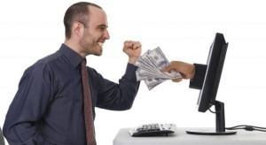 Cum poti castiga bani usor pe internet?