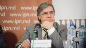 Nicolae Dabija dat afara de Academia Romana