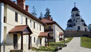 Manastirea Capriana si mostenirea lui Stefan