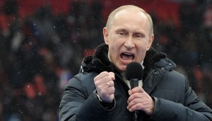 Putin nu a trimis trupe in Ucraina, doar soldati