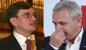 Decizia lui Victor Ciorbea in favoarea lui Liviu Dragnea