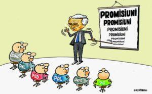 Primele promisiuni electorale ale PSD si urmarile lor