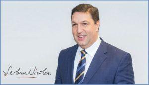 Serban Nicolae, politica, Iliescu si telefonia mobila