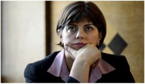 Laura Codruta Kovesi ar putea fi demisa in curand