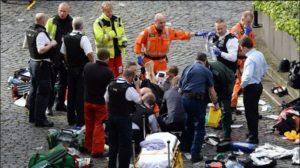 Doi romani raniti in atenentatul de la Londra