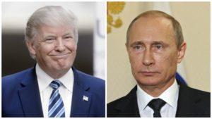 Mitul prieteniei dintre Trump si Putin a fost distrus azi