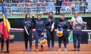 3-1 pentru Romania la Fed Cup in meciul cu echipa UK