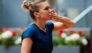 Simona Halep din nou victorioasa la Madrid in 2017