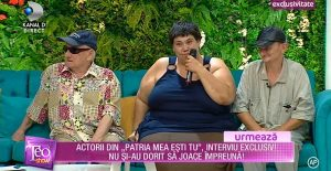 Ioana Tufaru din nou in atentia televiziunilor