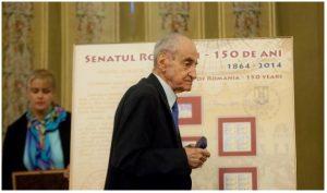 Mircea Ionescu Quintus a plecat dintre noi la 100 de ani