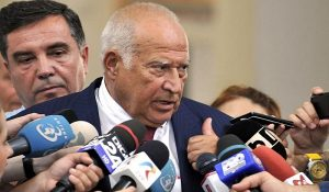 Dan Voiculescu eliberat dupa mai putin de trei ani