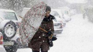Vreme rea si temperaturi scazute in toata Romania