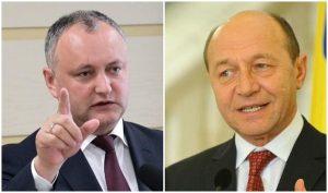 Traian Basescu pierde in fata lui Dodon