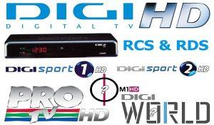 Pe ce satelit emite Digi TV in Germania