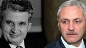 Dragnea si Ceausescu au distrus imaginea Romaniei