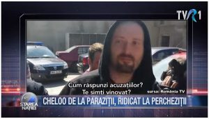 Cheloo luat la intrebari de politie