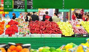 Preturi mici la producator si mari in supermarket