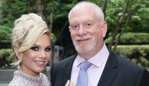 Iasmina Milutinovici s-a casatorit cu Bradford Aaron Hill