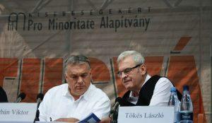 Tőkés László despre anul centenarului si maghiari
