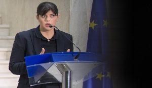 Comisia CONT o sustine pe Laura Codruta Kovesi