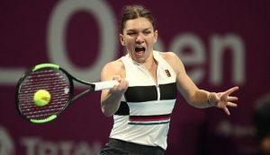 Simona Halep a pierdut finala de la Doha