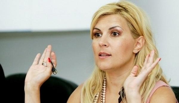 Elena Undrea azil