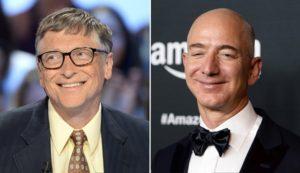 Jeff Bezos a ramas cel mai bogat om de pe planeta