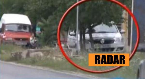 Radar ilegal