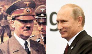 Asemanarea dintre Rusia si Germaina [ WW II vs epoca moderna ]