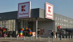 Kaufland la Chisinau