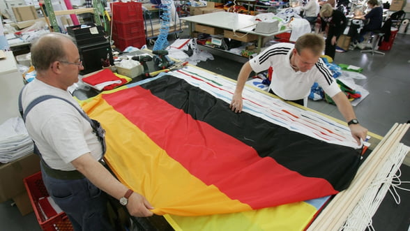 Germania-locuri de munca