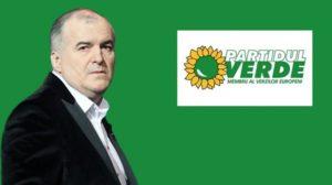 Mesaj lui Florin Calinescu si Partidului verde